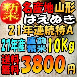 はえぬき白米10kg